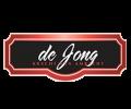 De Jong snacks logo